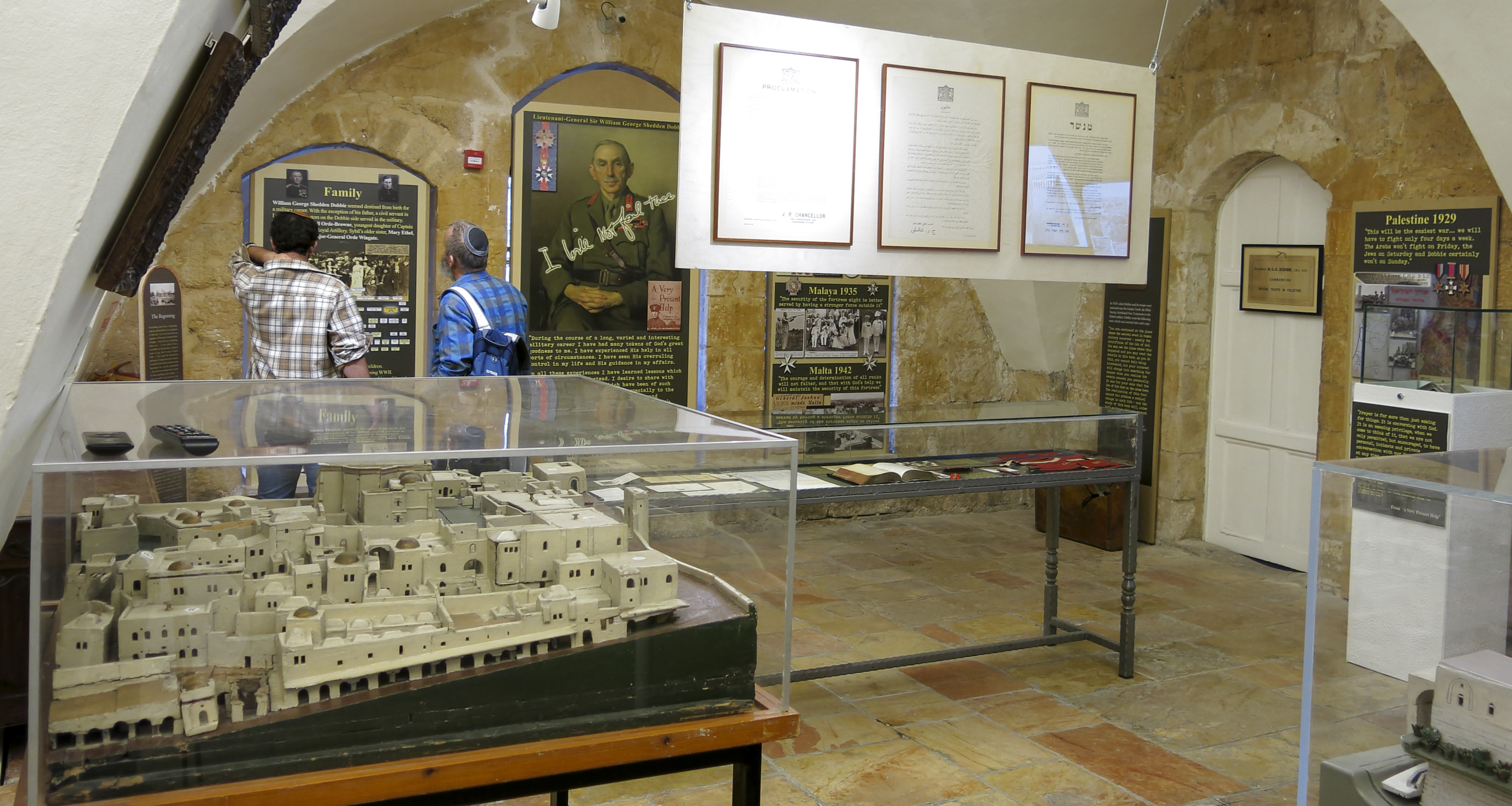 The Christ Church Heritage Centre, Jerusalem