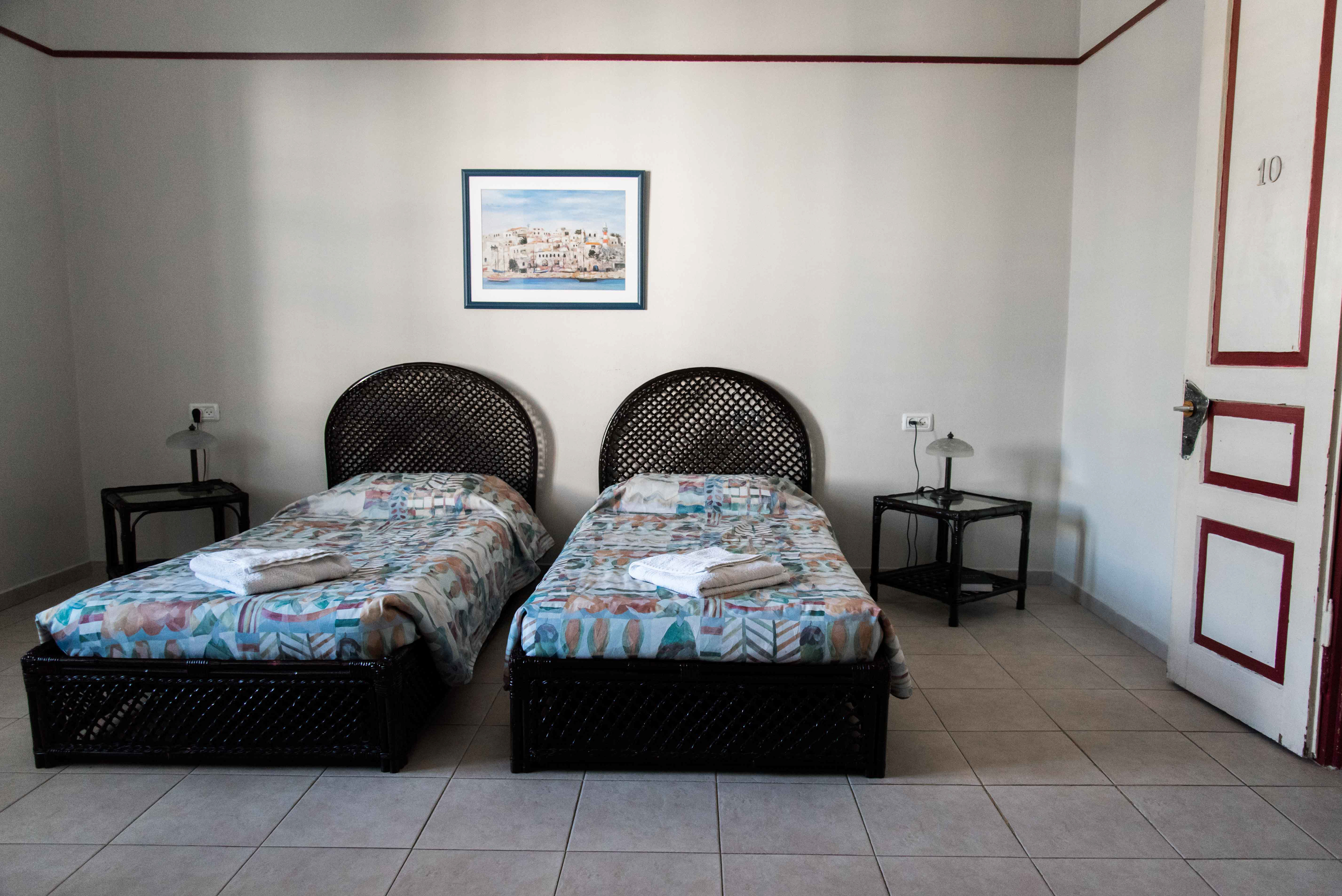 Rooms at Beit Immanuel