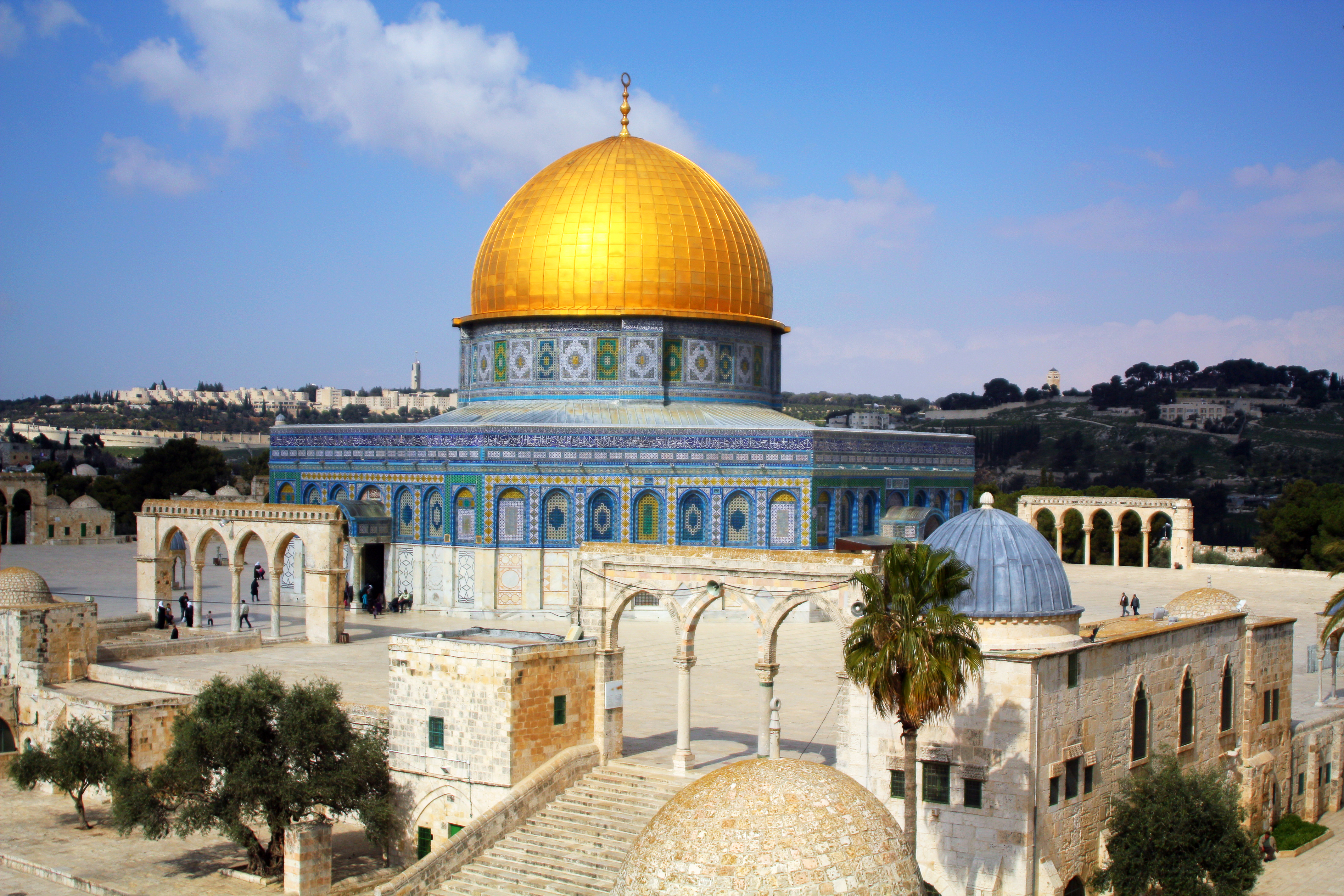 Mosque - Temple mount