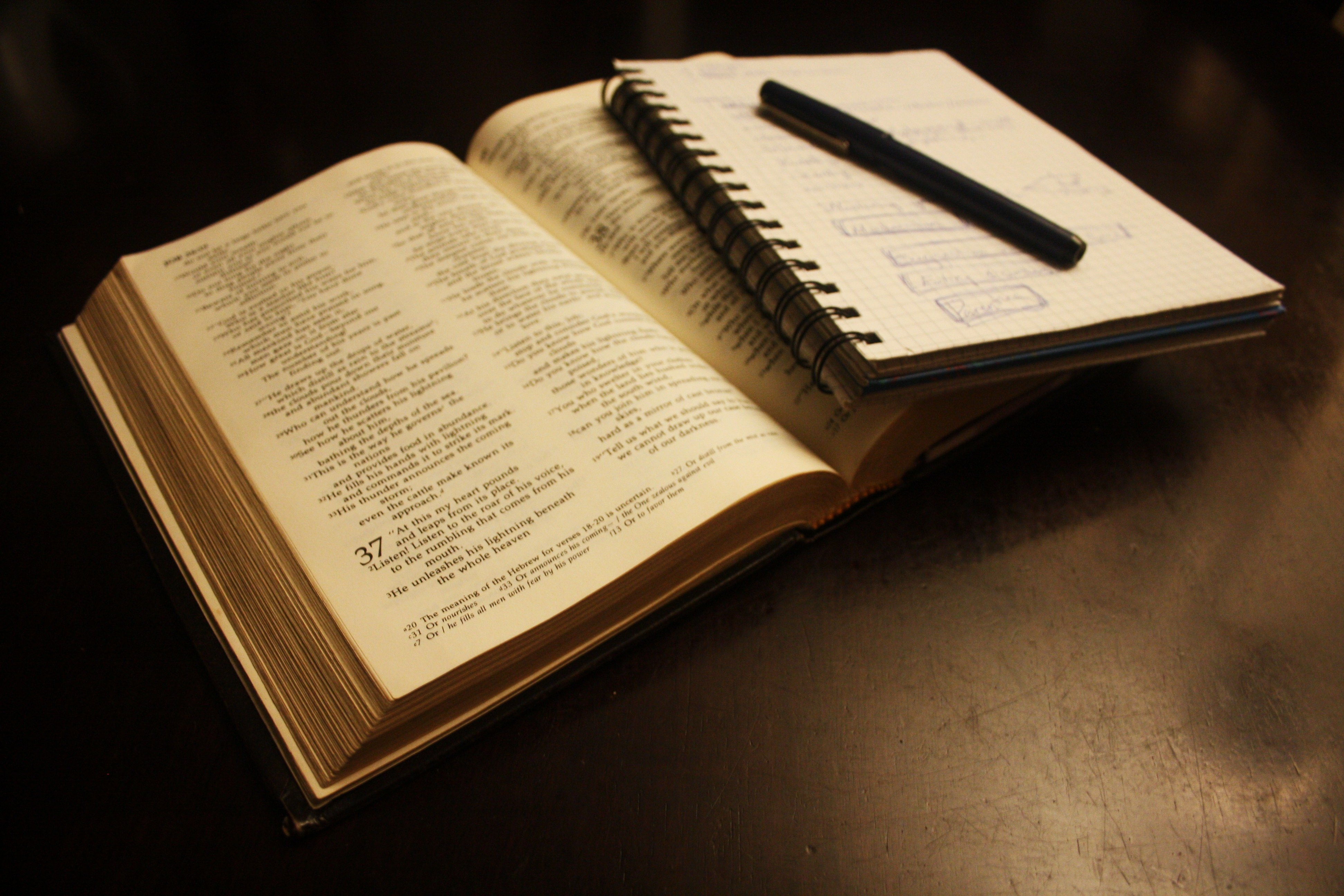 Transforming your Bible studies, one word at a time