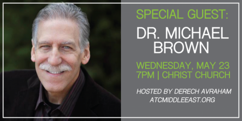 Dr. Michael Brown, hosted by At the Crossroads