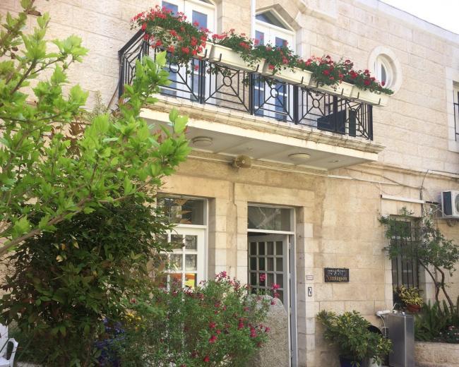 Christ Church Guest House | CMJ Israel
