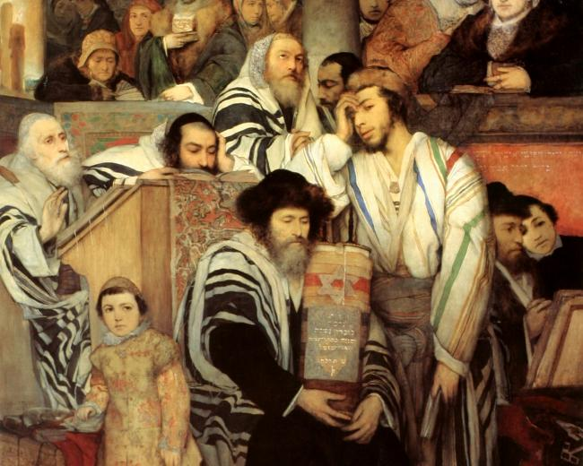 The Rabbis and the Torah