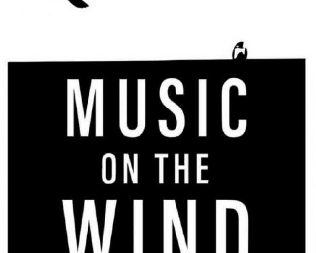 Music on the Wind Poster