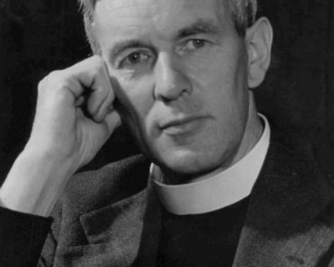 Rev. Hugh Jones, rector from 1945-1964