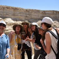 Food, fun, fellowship... and study with Shoresh Tours