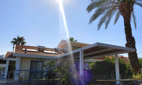Sun Over Beit Bracha Guest House